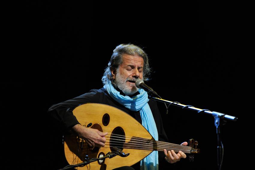 Marcel Khalifé - Concert à Beyrout - décembre 2011